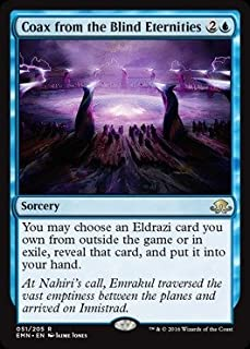 Magic: the Gathering - Coax from the Blind Eternies (051/205) - Eldritch Moon