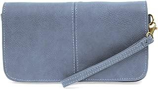 Joy Susan Women's Mia Multi Pocket Crossbody Clutch Handbag