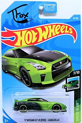 Hot Wheels 2019 Speed Blur T Fox
