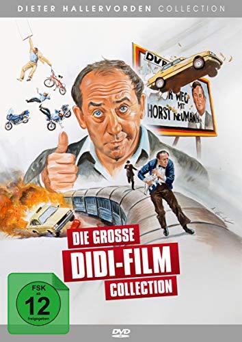 Die große Didi-Film Collection [7 DVDs]