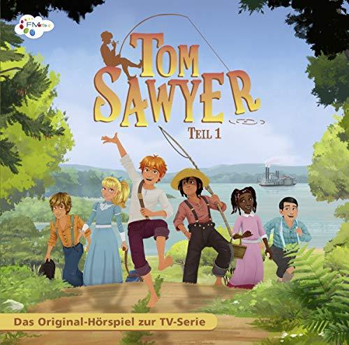 Tom Sawyer-das CD Hörspiel zur TV Serie-Teil 1