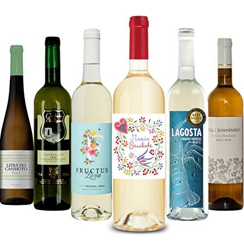 """Weißwein Probierpaket""""Preisknaller aus Portugal"""" trocken (6x 0,75 l)"""
