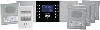 M & S Systems DMC1PACK 4 Room Music and Communication System