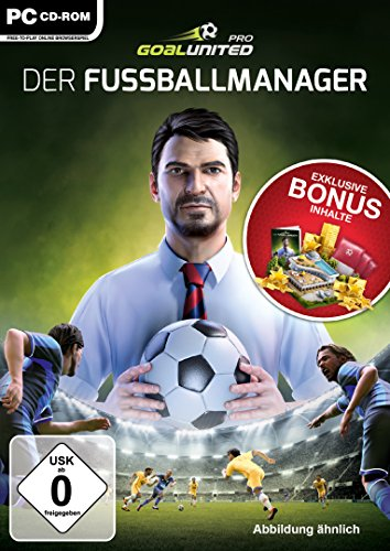 Der Fussballmanager: Goalunited PRO (PC)