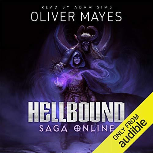 Hellbound: Saga Online #2 cover art