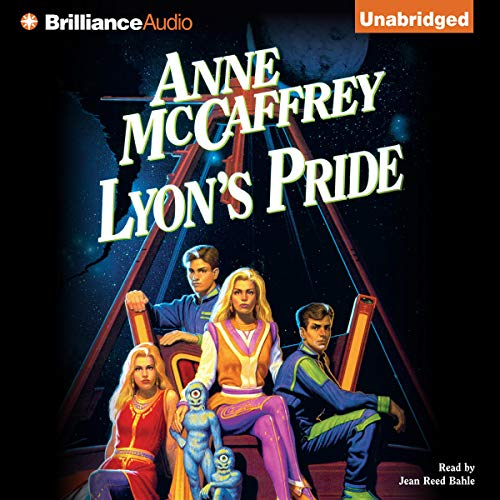 Lyon's Pride, Book 4 cover art