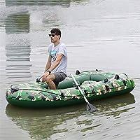 インフレータブルボートセット10フィート2/3/4じんるいインフレータブル舟ずそしてオールくうき水ポンプポリ塩化ビニルカヤックダッグアウト舟ずのために漂流 ユニバーサル