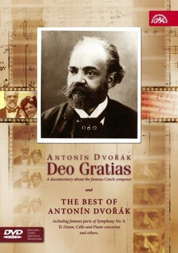 Dvorak - Deo Gratias and the Best of Antonin Dvorak [DVD] by Czech Philharmonic Orchestra