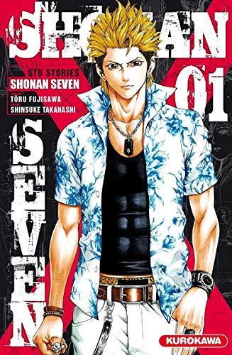 Shonan Seven - GTO Stories - tome 01 (1)