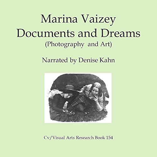 Documents and Dreams: Photography and Art 1 audiobook cover art