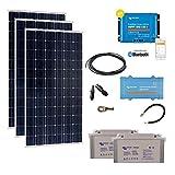 Kit solar 570w monocritallin 230 V