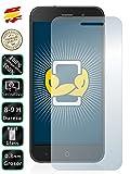 Movilrey Protector para Zte V6 750 Cristal Templado de Pantalla Vidrio 9H para movil