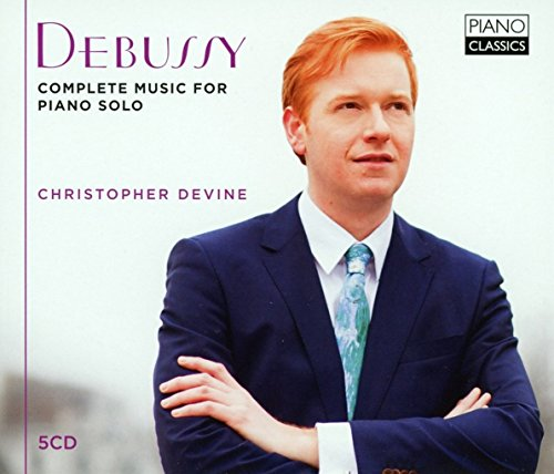 Debussy-Complete Music for Piano Solo