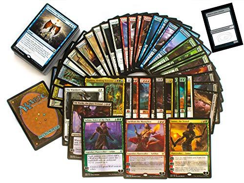 1000 assorted magic cards - 5