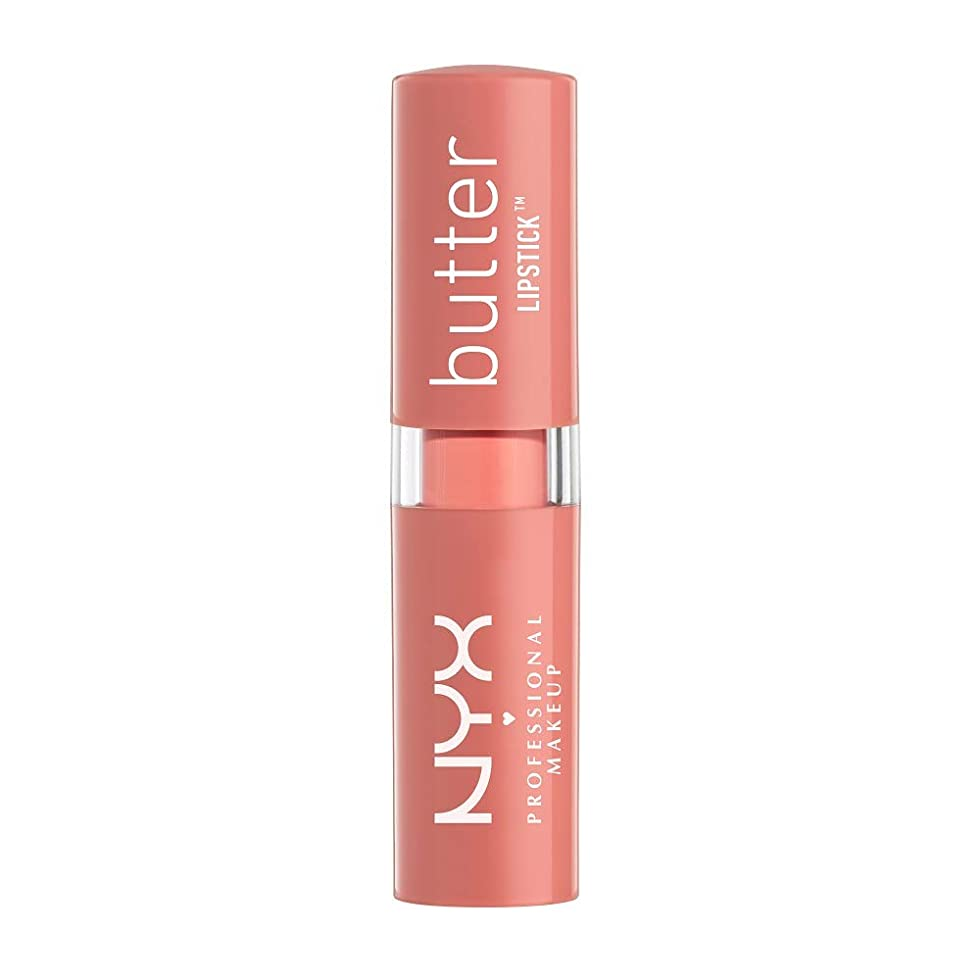 心理的ゆり飲料NYX(ニックス) バター リップスティック 18 カラーサマー フルーツ