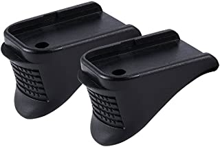 GVN Grip Extension Fits GLOCK Model 26/27/33/39 - Grip Extension -2 Pieces Black