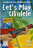 Edition Hage Lets Play Ukulele - Daniel Schusterbauer