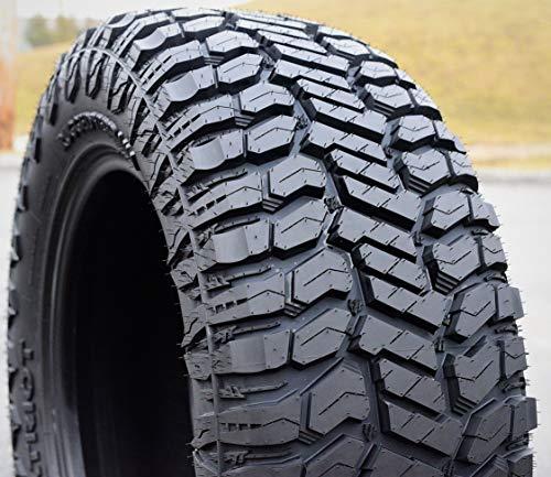 Patriot R/T All-Terrain Mud Radial Tire-33X12.50R18 LT 122Q LRF 12-Ply
