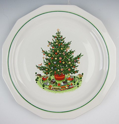 Pflatzgraff China CHRISTMAS HERITAGE Dinner Plate(s) EXCELLENT