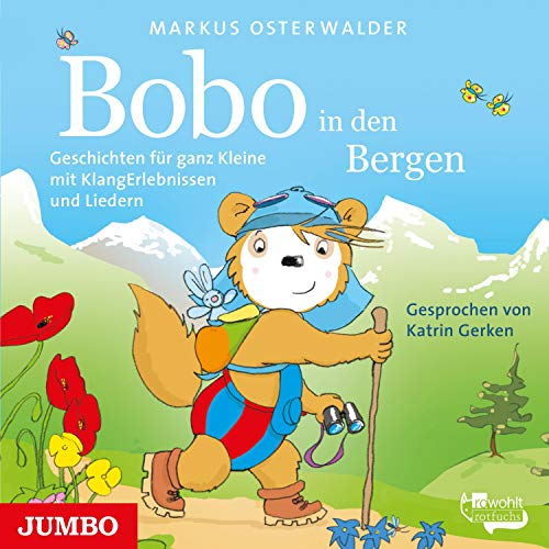 Bobo Siebenschläfer in den Bergen Titelbild