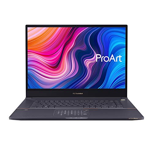 "CUK ProArt StudioBook Pro 17 by ASUS Business Notebook (Intel Core i7, NVIDIA Quadro RTX 3000 6GB, 32GB RAM, 1TB NVMe SSD, 17"" WUXGA, Windows 10 Professional) Mobile Workstation Laptop Computer"