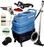 JaniLink Premium 500 PSI Portable Carpet Extractor Machine with 3 Vac Motors 6...