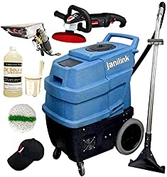 Janilink Portable Carpet Extractor Machine