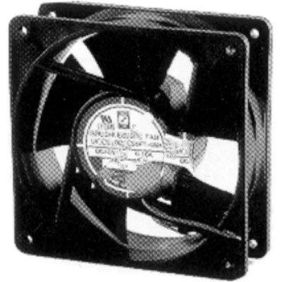 Orion (Knight Electronics) OD1238-24HB Fan DC 24V 0.4A 120x120x38mm Sq 105CFM 7W 43dBA 2800RPM Leadwires