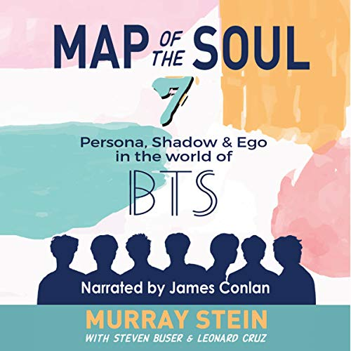 Map of the Soul 7 cover art