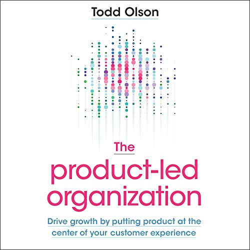 The Product-Led Organization Titelbild