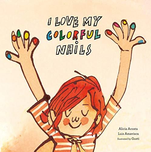 I Love My Colorful Nails (Egalité)