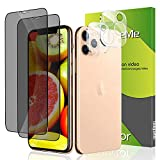 [4 Pack] UniqueMe 2 Pack iPhone 11 Pro Max Camera Lens Protector...