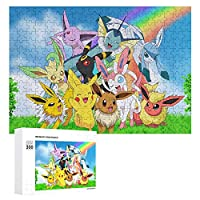 300ピース ポケモン ジグソーパズル 面白い 木のパズル 娯楽遊戯盤遊戯 大人のジグソーパズル 子供用 初心者向け ギフト