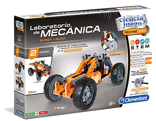 Clementoni – laboratorium voor mechanische Buggy en quad. Miscelanea