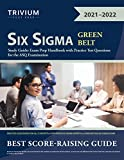 Six Sigma Green Belt Study Guide: Exam Prep Handbook with Practice Test Questions for the ASQ Examination