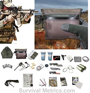 Escape & Evade SERE Tactical & Military Survival Kit - VCM