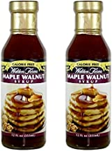 Best maple syrup walden farms Reviews