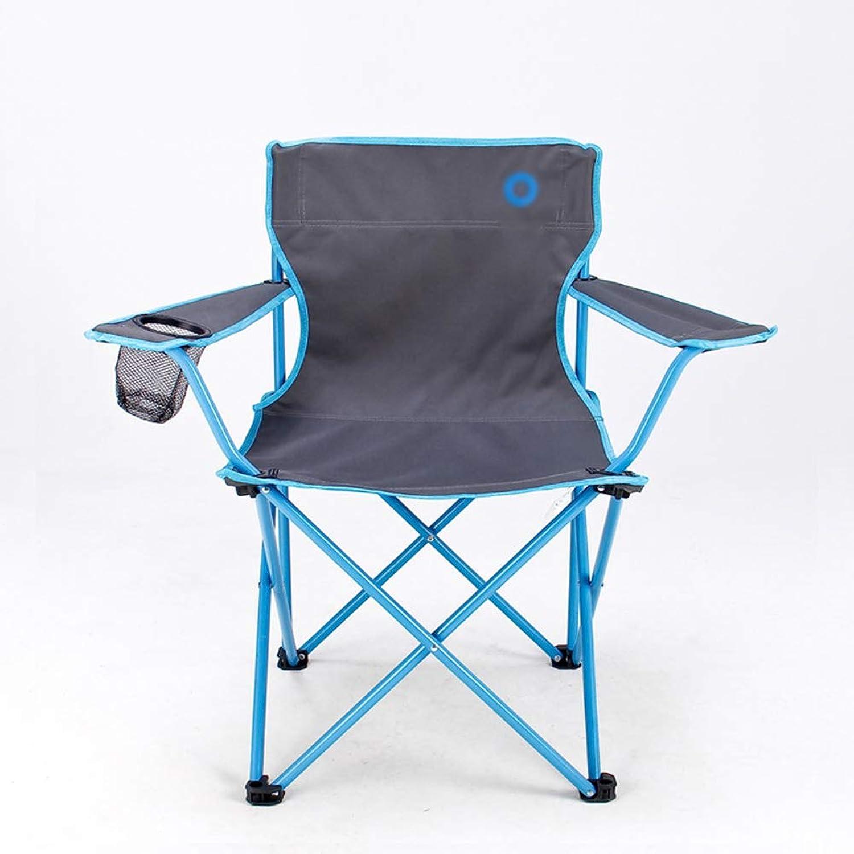 Seleccione de las marcas más nuevas como QHUIMIN Silla de Camping Silla de Pesca Plegable al al al Aire Libre Silla de Pesca portátil Ultra Ligera Silla de Camping portátil,azul  connotación de lujo discreta
