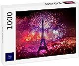 Lais Puzzle París, Torre Eiffel 1000 Piezas