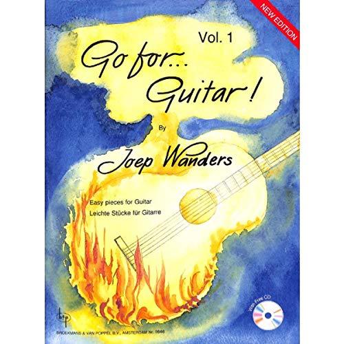 Go for... Guitar Vol. 1. Mit CD.