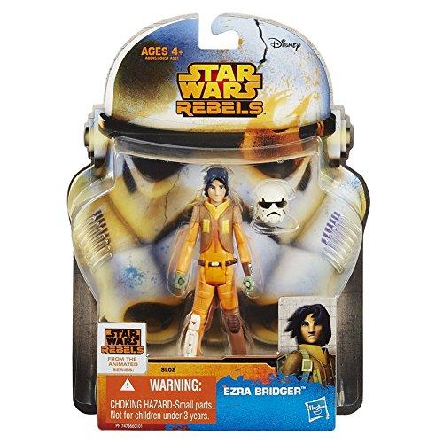 Hasbro Star Wars SL02  Ezra Bridger Sammelfigur