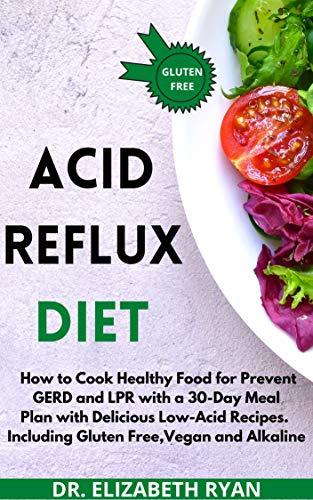 Acid Reflux Diet 2020 by Elizabeth Ryan ebook deal