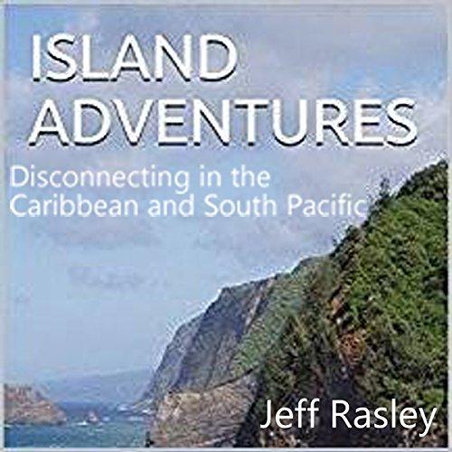 Island Adventures audiobook cover art