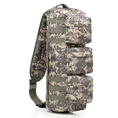 YUIOP Mochila Tactical Camo Donkey Cs Sports Mountaineering Outdoor Mochila Táctica De Hombro King Kong Charge Airborne Bag
