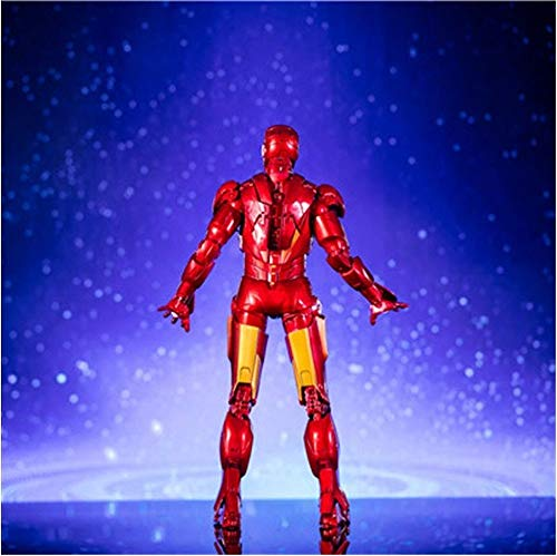 WAHE Avengers 3 MMS 123 Movie Edition Animation Decoration HC Iron Man 1/6 Movable Limited Edition Boxed Hand Specifications About 31cm