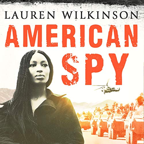 American Spy cover art