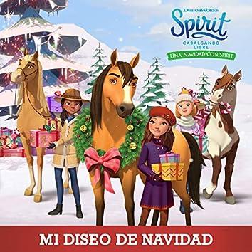 Mi Diseo De Navidad (Spirit Cabalgando libre: Una Navidad con Spirit)