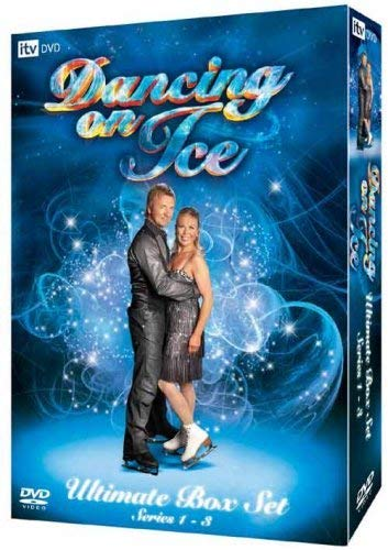 Dancing On Ice Ultimate Box Set (Series 1 - 3) [3 DVDs] [UK Import]