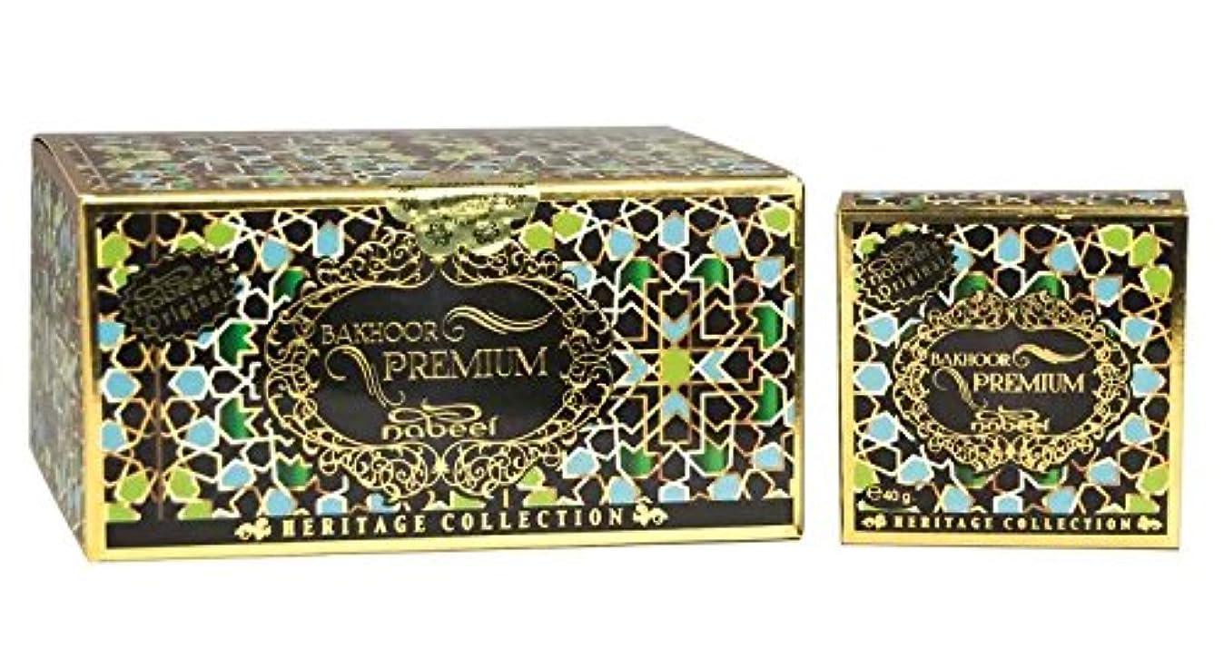 意味のある誇張米国Bakhoor Incense ( 40gm ) by Nabeel 12 pack