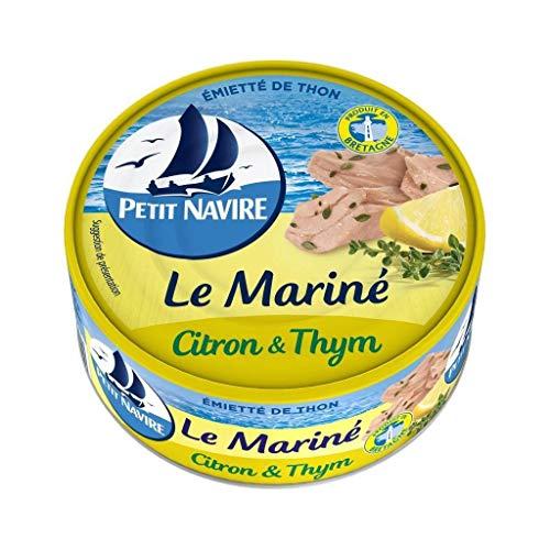 Petit Navire Thon Marina © Lemon & Thyme 110G (Set 5)